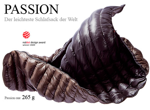 Yeti Passion One Schlafsack