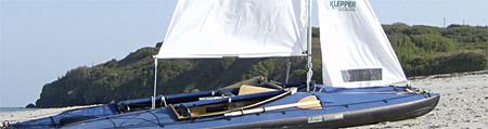 Klepper-segel-faltboot